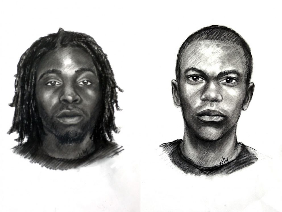 PHOTO: Clayton County police have released the composite police sketches