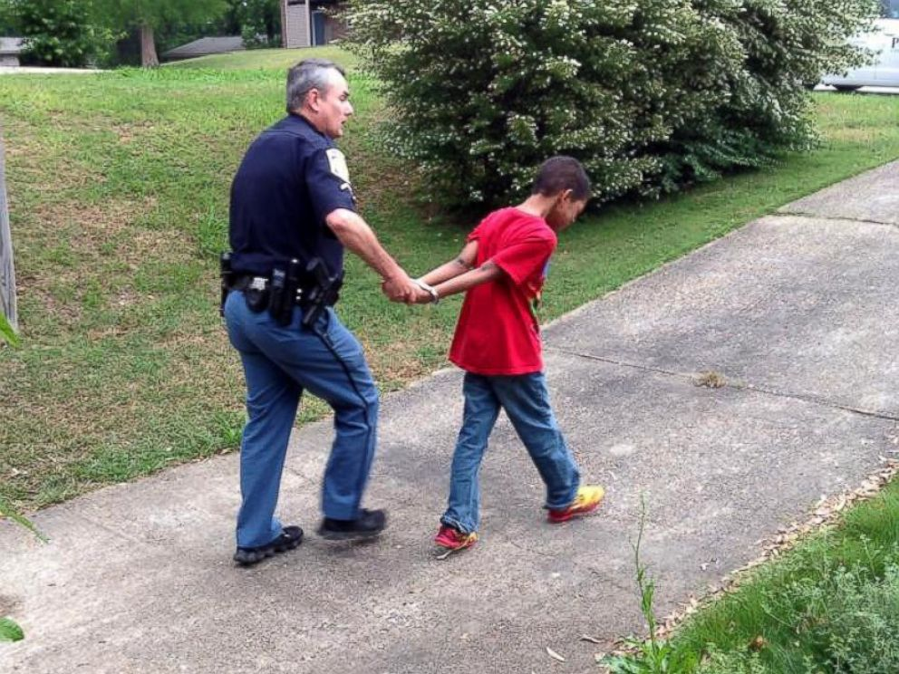 Georgia Mom With Misbehaving Son Turns to Local Cops to