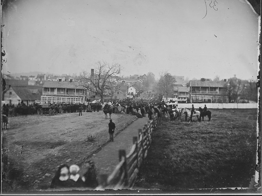 PHOTO: Gettysburg