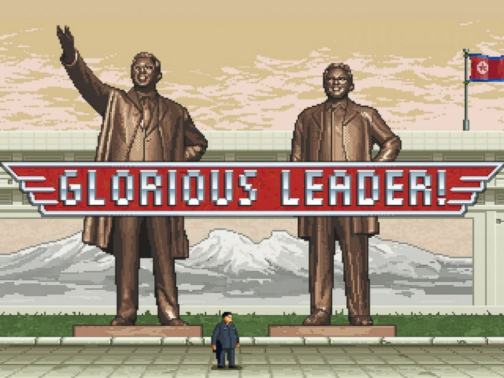 PHOTO: Video game maker Moneyhorse announced the creation of Glorious Leader! this week.