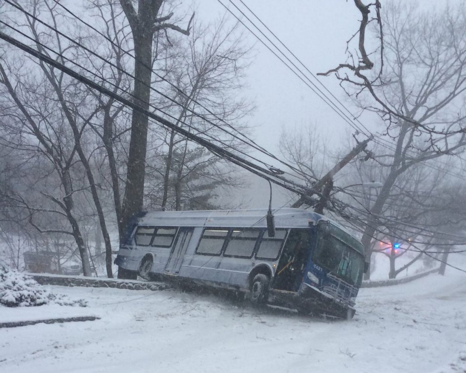 Epic Snowstorm Hits East Coast Photos - ABC News