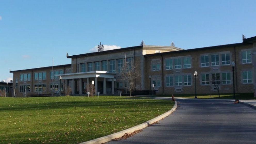 Harrisburg High School in Harrisburg, Pa.