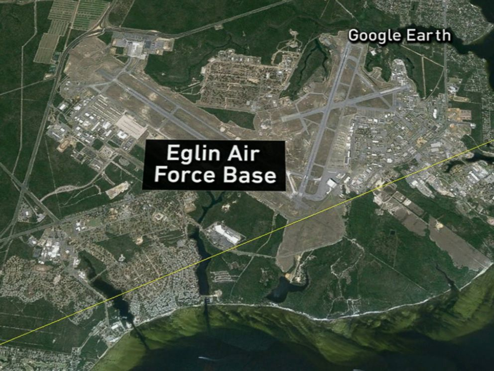 PHOTO: Seven Marines and four soldiers were reported missing early this morning after a UH-60 Black Hawk helicopter crashed during a routine night training exercise at Eglin Air Force Base in Florida, March 10, 2015.