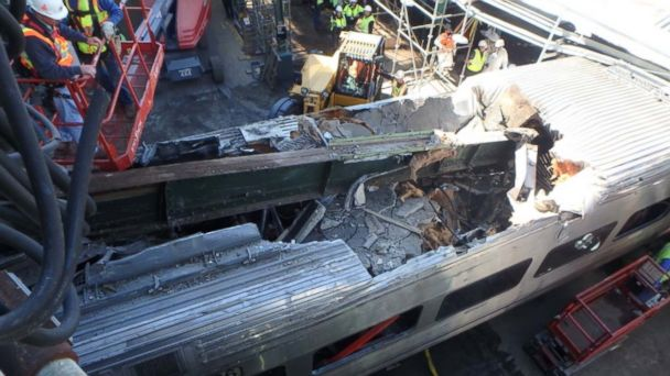 Conductor to NTSB: Hoboken Train Was More Crowded Than Usual