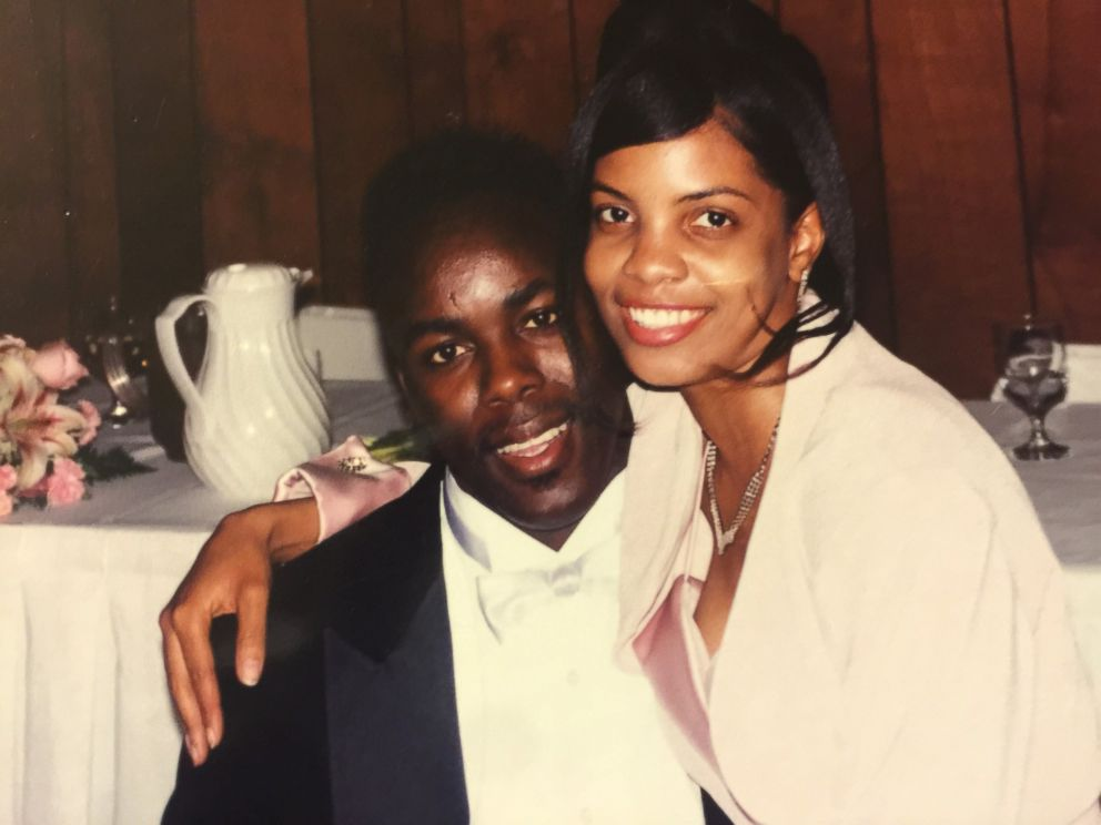 PHOTO:Hopeton and Venesha Richards of New Jersey seen in this undated photo. Venesha was a claims representative at Marsh & McLennan on the 100th floor in the north tower of the World Trade Center.