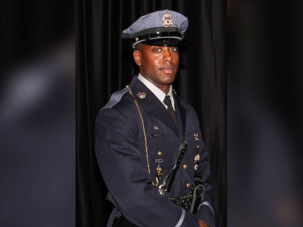 PHOTO: Pictured is Police Officer First Class Jacai Colson of the Prince Georges County Police Department, who was fatally wounded after exchanging gunfire with a suspect, March 13, 2016.