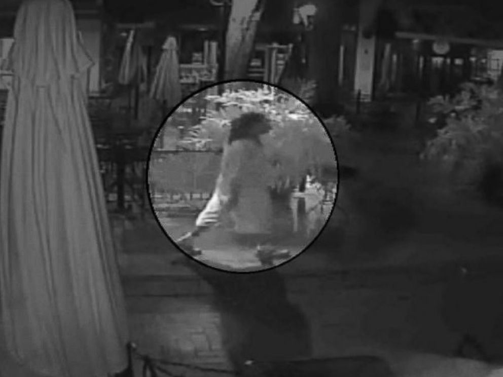 PHOTO: Jesse Matthew is seen in this surveillance footage released by the Charlottesville Police Department.