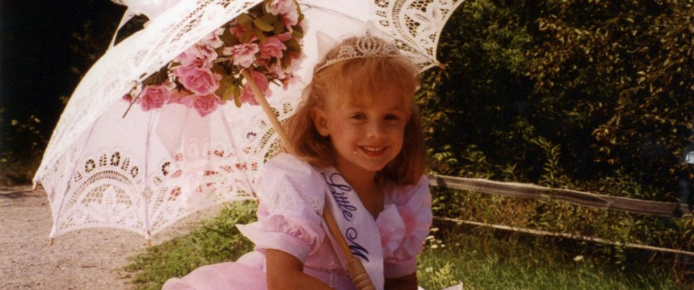 PHOTO: JonBenet Ramsey is pictured here in an undated photo riding on the back of a car for a local parade. She was found killed at age 6 in the familys basement in 1996.