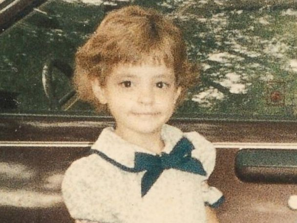 PHOTO: Katy Olson is seen in this photo from her childhood.