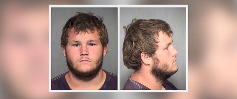 PHOTO: Leslie Allen Merritt was booked in Maricopa County, Arizona, Sept. 19, 2015.