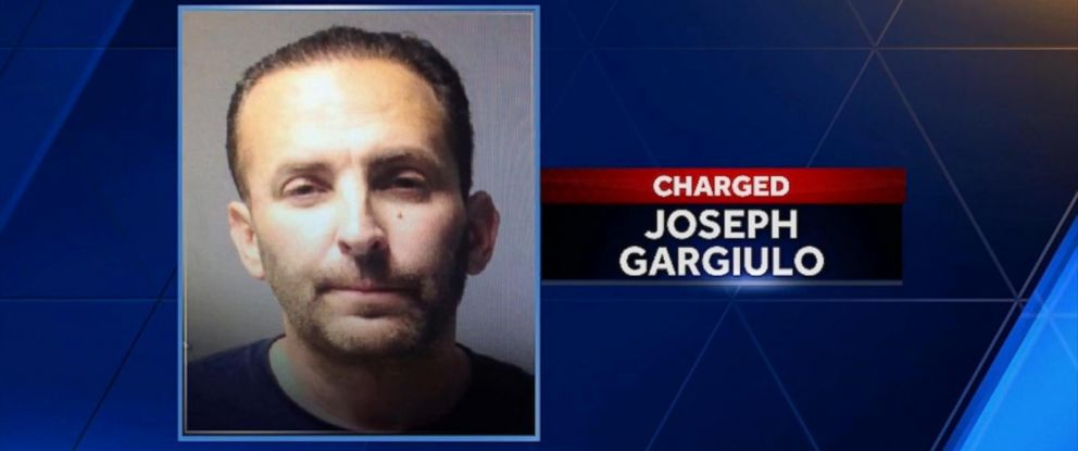 PHOTO: Joseph Garguilo was arrested after an investigation by the FBI.