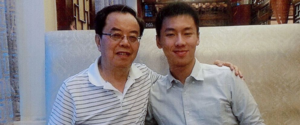 "PHOTO: Chun ""Michael"" Deng, right, is the Baruch College student who died during a 2013 hazing incident."