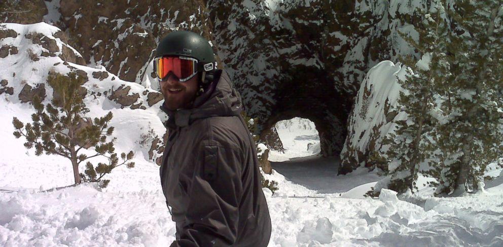 PHOTO: Michael Kazanjy, 29, of Jackson was reportedly snowboarding out-of-bounds when he was killed in an avalanche.