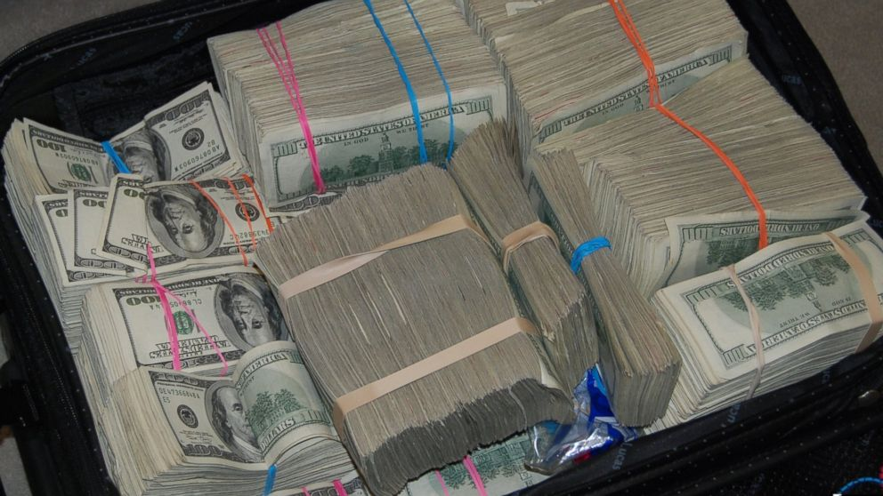 How This Family of Thieves Who Tried to Hide Almost $4M in