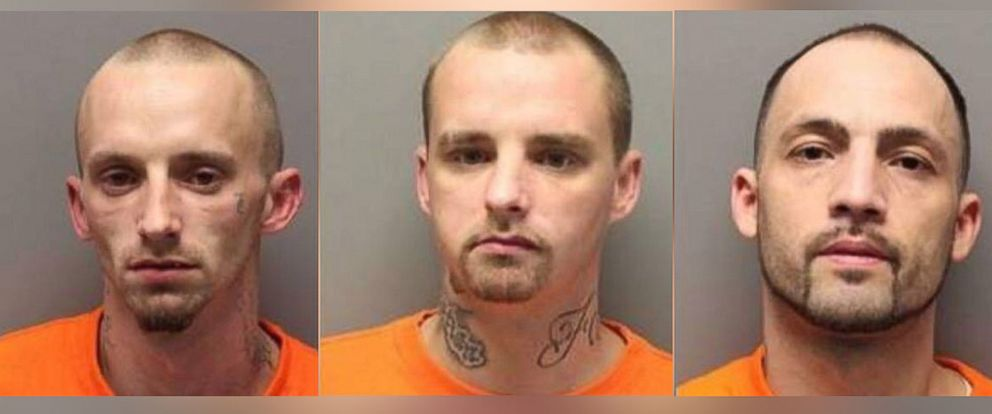 2 Escaped Inmates Captured, 1 Still on the Run in South