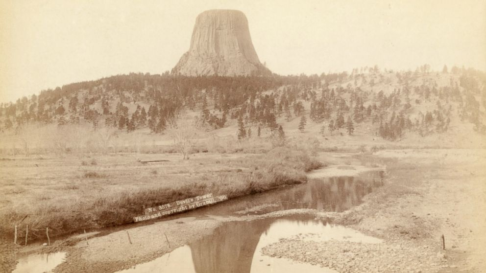 Devil's Tower was declared the first National Monument in 1906.