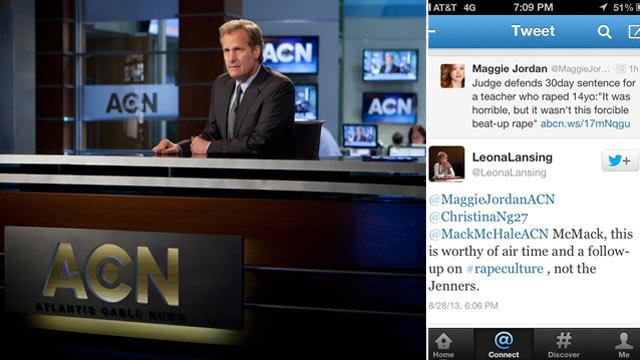 PHOTO: Newsroom Twitter Personas