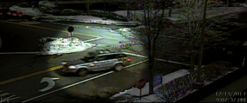 PHOTO: Surveillance footage provided to ABC News shows the parking lot at The Mall at Short Hills in New Jersey on Dec. 15, 2013, the night of a fatal shooting.