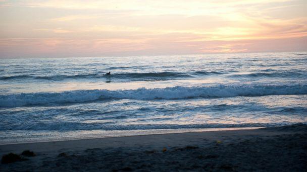 PHOTO: Blacks Beach, San Diego.