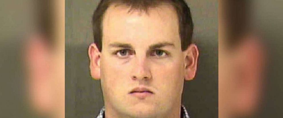 PHOTO: Charlotte-Mecklenburg Police Department Officer Phillip Barker, 24, who was recently charged with misdemeanor death by vehicle.