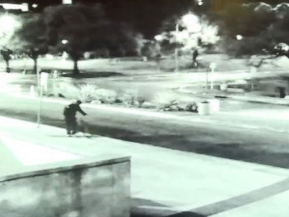 PHOTO: The Austin Police Department released surveillance footage of a person of interest in the homicide of 18-year-old fine arts student Haruka Weiser.
