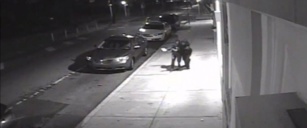 PHOTO: A woman is seen being abducted from a Philadelphia street in this photo from a video released by the Philadelphia Police Department.