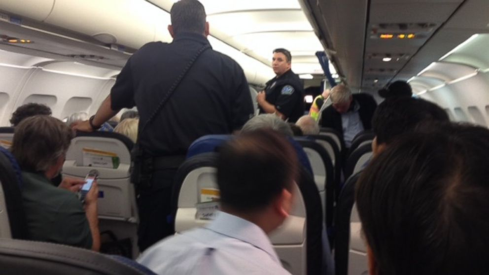 """Jodi Smith, a passenger sitting three rows behind Juliette, said """"this was the epitome of discrimination."""""""