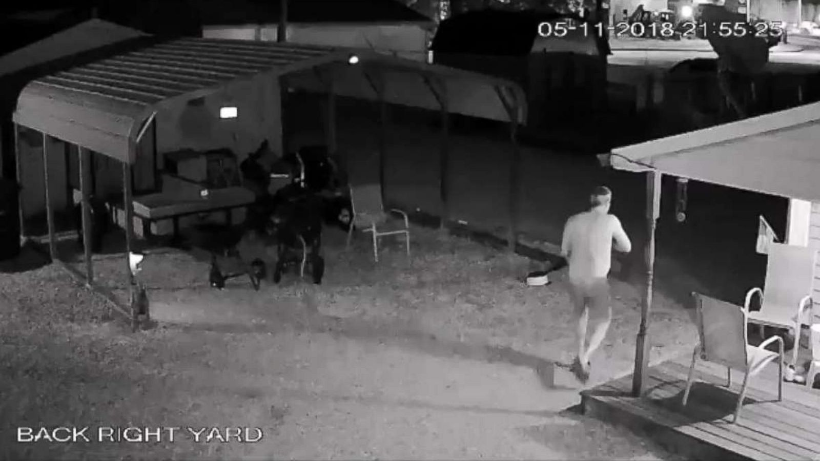 Indiana Police Release Surveillance Video From Deadly Ambush