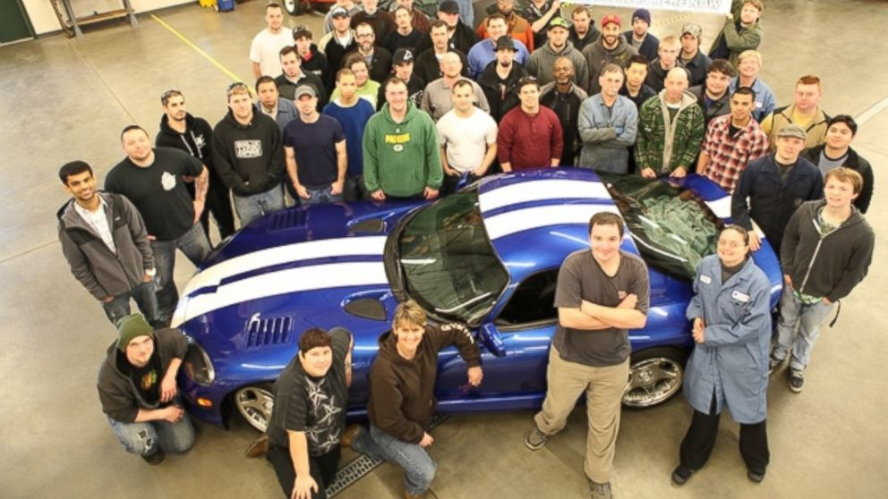 Chrysler Upsets School By Ordering Rare Dodge Viper