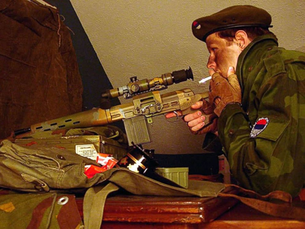 PHOTO: Pennsylvania cop shooting suspect Eric Frein in 2009.