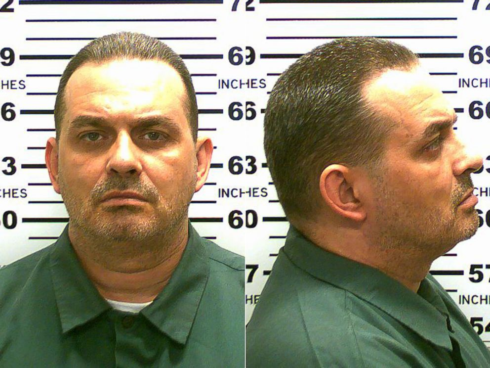 PHOTO: Undated photos released by the New York State Police show Richard Matt, who escaped from the Clinton Correctional Facility in Dannemora.