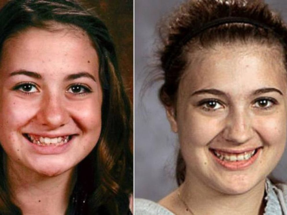 PHOTO: Samantha and Gianna Rucki ran away from their Lakeville, Minnesota, home on April 18, 2013.
