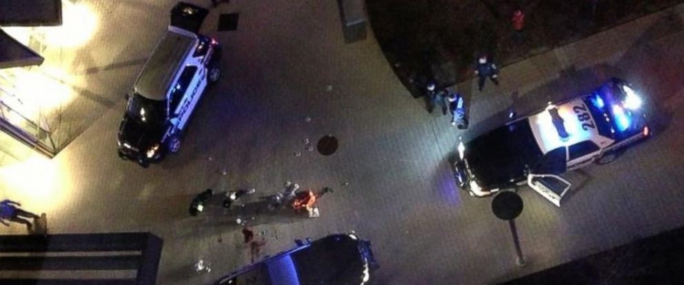 New Images Show Sean Collier Murder Scene After Boston