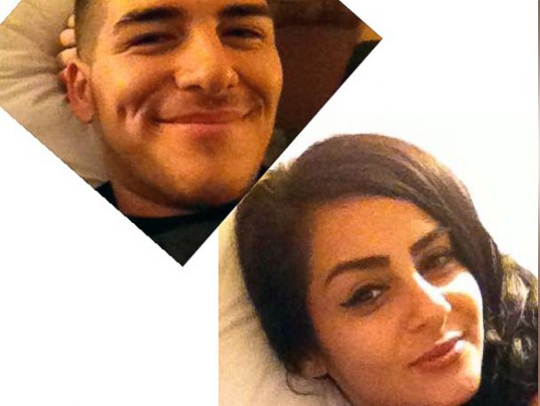 PHOTO:California police have identified the subjects of these selfie photos about a recent break-in.