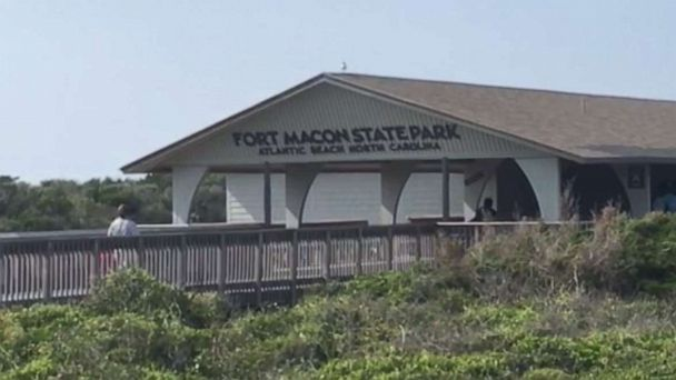 17-year-old girl wounded in shark attack off North Carolina beach