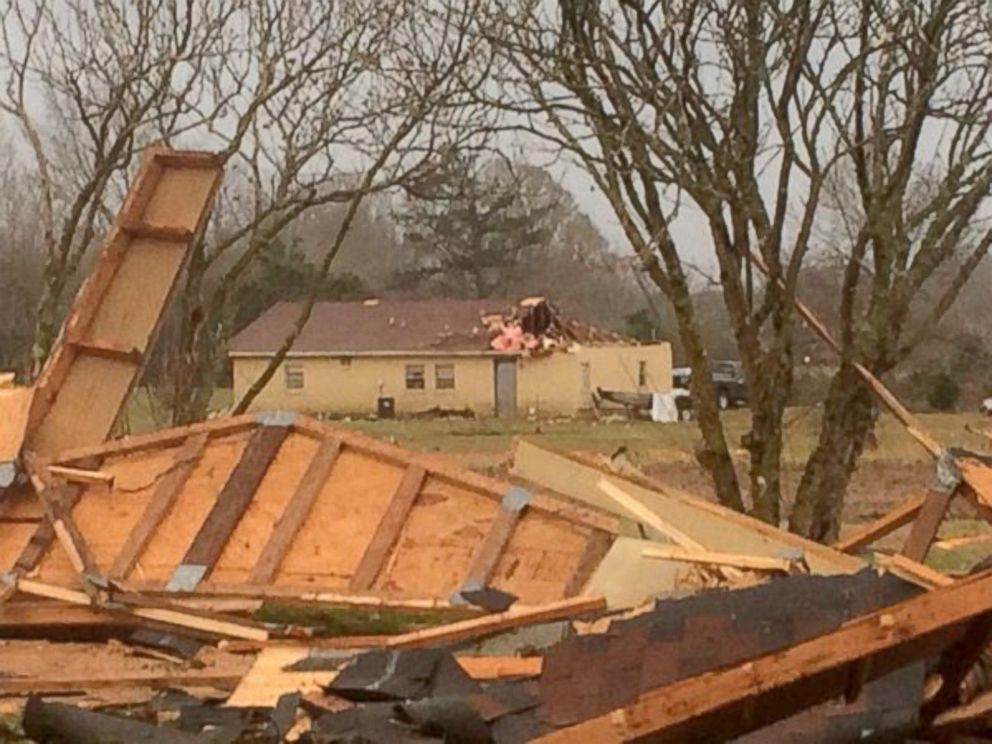 Boy among 7 dead 40 injured in tornado and severe storm for Home builders in south ms