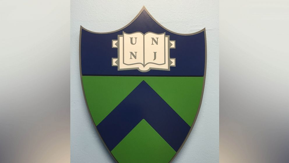 Crest used by federal agents to help arrest people for fraudulent student visa scheme.