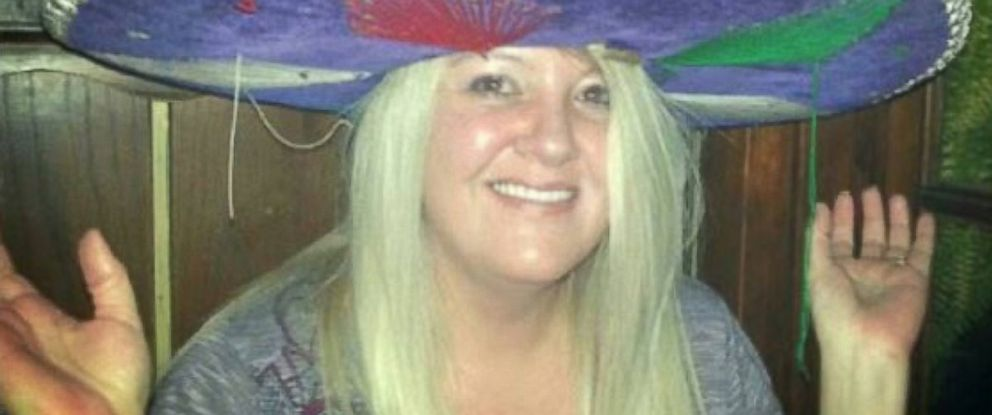 PHOTO: A picture of Tammy Meyers from her last birthday, April 2014, according to one son.