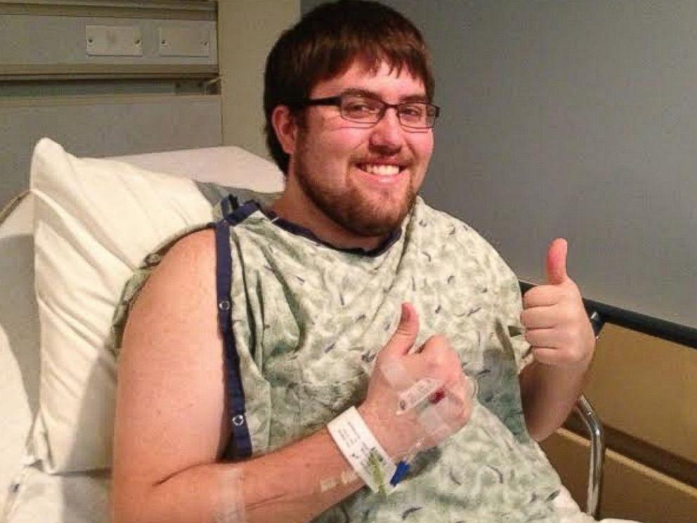 Reddit Saved My Life Student Finds Testicular Cancer After
