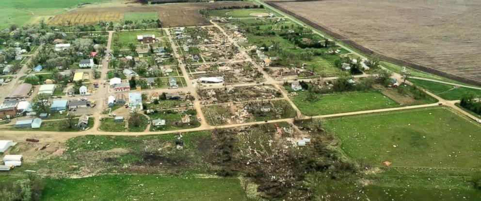 Flash Flood Threat After Tornadoes Rip Through Plains ...