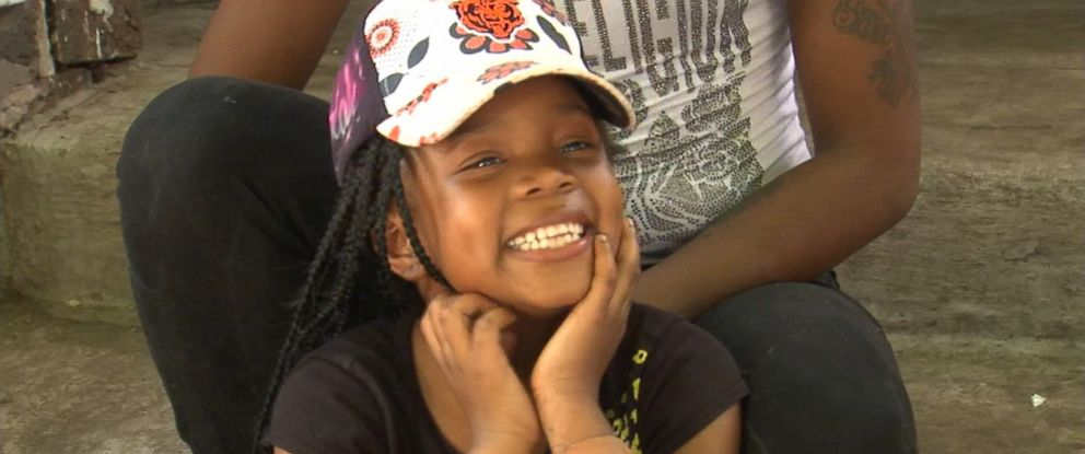 PHOTO: Pictured is Zariah Muhammad, 6. She was shot Aug. 11, 2016 in Chicago.