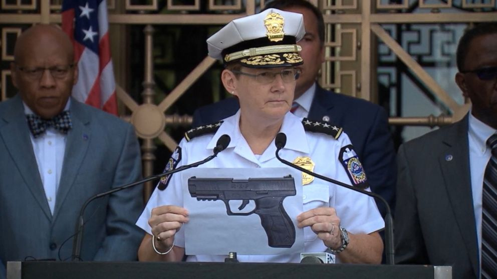 13 Year Old Killed By Cop Tyre King Had Bb Gun Practically Identical To Real Weapon Police Say Abc News