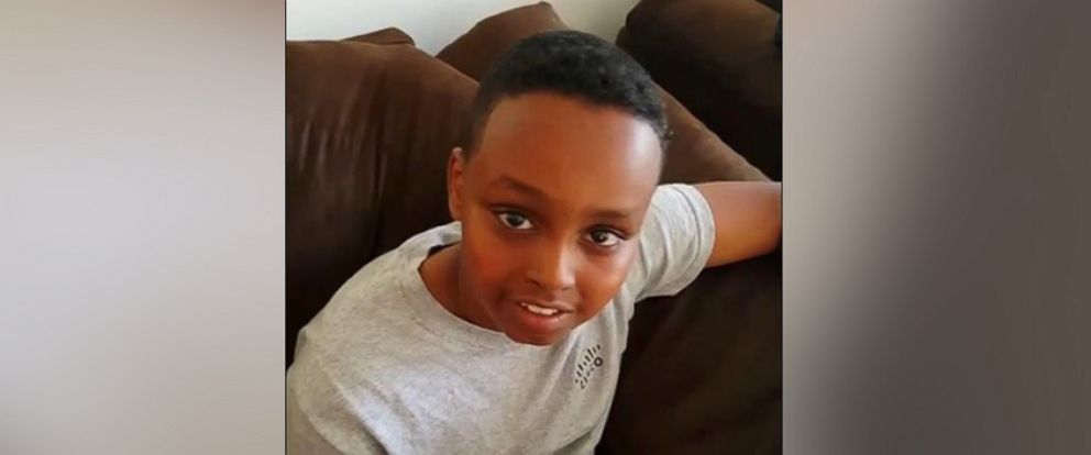 PHOTO: Shukri Abukar from Eden Prairie, Minnesota, uploaded this video to Facebook and YouTube of her 12-year-old son's response to Ben Carson saying he believed the U.S. should not have a Muslim president.