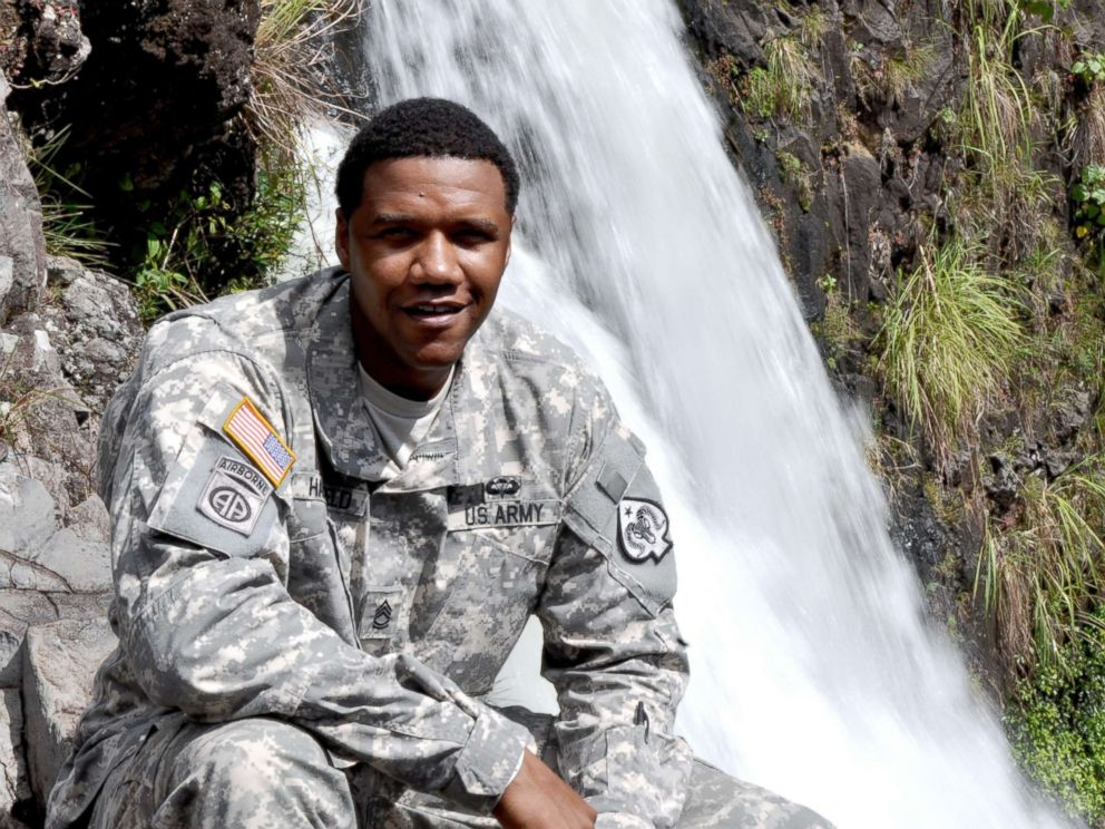 PHOTO: Sgt. 1st Class Charleston Hartfield of the Nevada Army National Guard was one of the people killed in Las Vegas after a gunman opened fire, Oct. 1, 2017, at a country music festival.