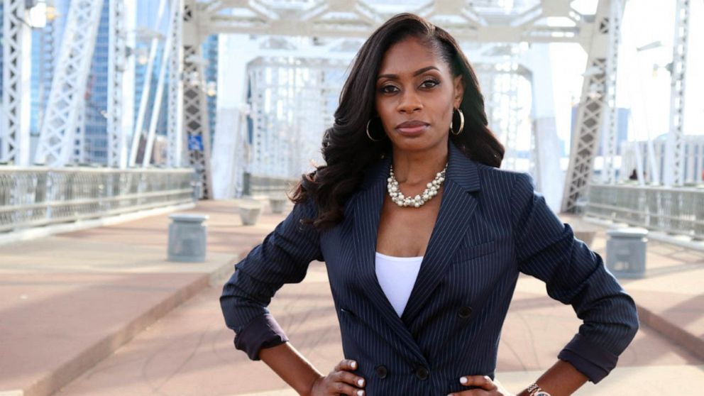Formerly incarcerated woman runs to be 1st Black woman in Congress from Tennessee