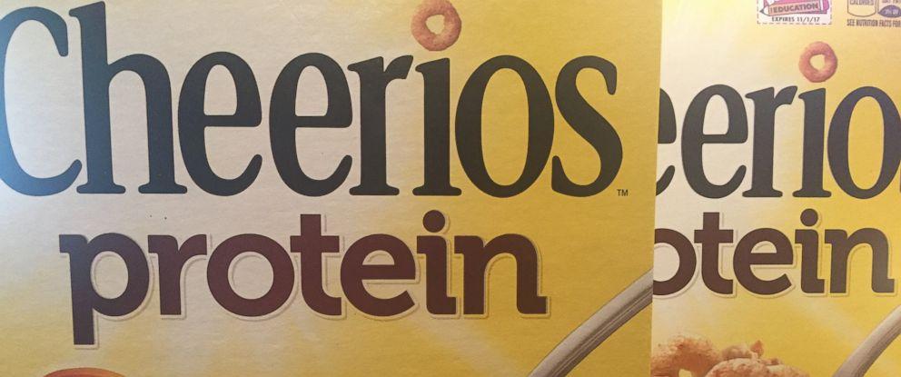 PHOTO: Cheerios Protein.