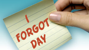 I Forgot Day