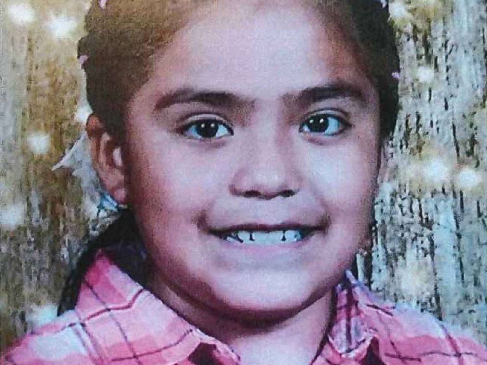 PHOTO: Police say a nine-year-old Jennifer Trejo was killed by a stray bullet that came through the wall of her home in Bridgeton, N.J. on July, 17, 2018.