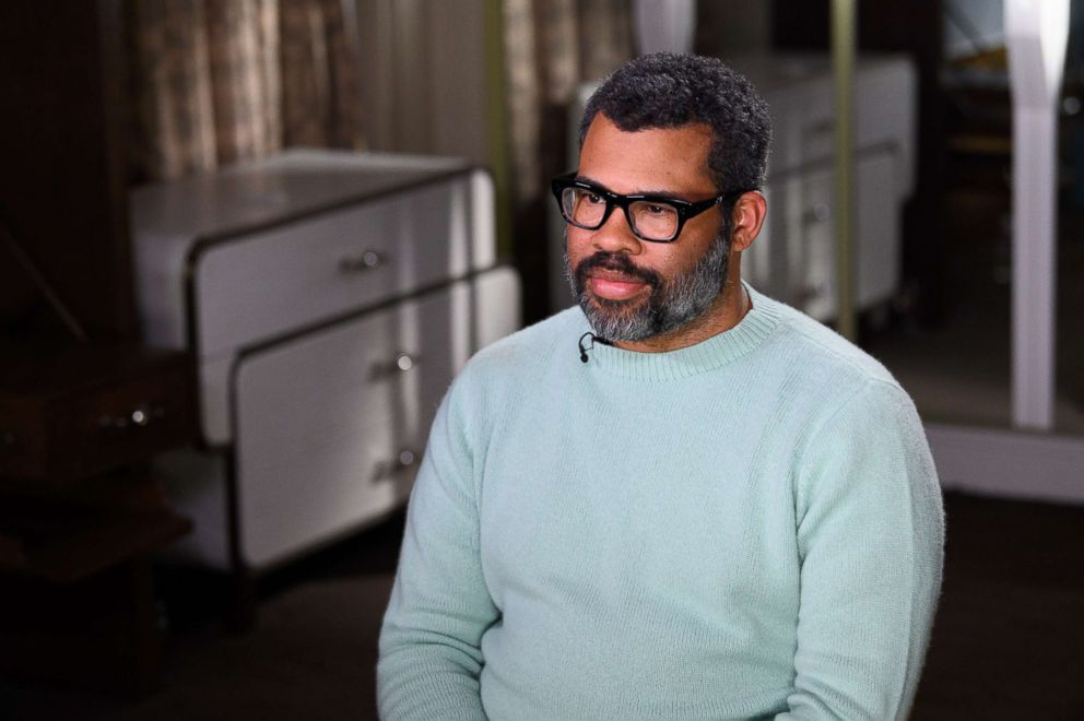 Jordan Peele sits down with ABC News Chris Connelly to discuss his latest project, horror film, Us.