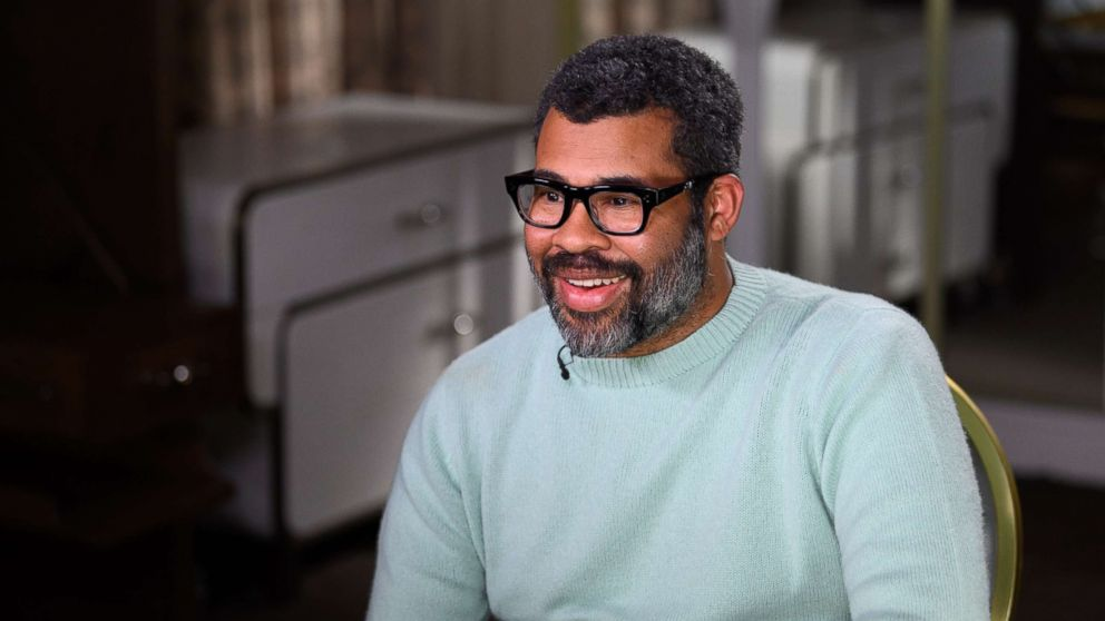 'Us' director Jordan Peele says he aims to make his favorite movies that don't exist yet: 'People respond to your truth'